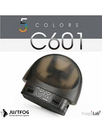 Justfog C601 Pod 1,7ml (1 pz) cartuccia di ricambio
