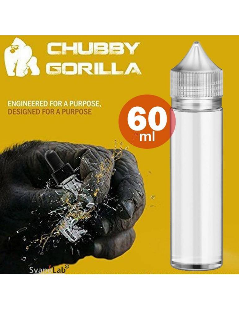 Flacone Unicorn 60ml CHUBBY GORILLA – TRASPARENTE