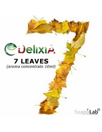 Delixia 7 LEAVES 10ml aroma concentrato