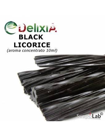 Delixia BLACK LICORICE 10ml aroma concentrato