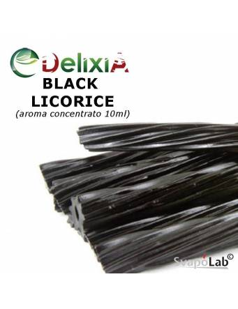 Delixia BLACK LICORICE aroma concentrato 10ml