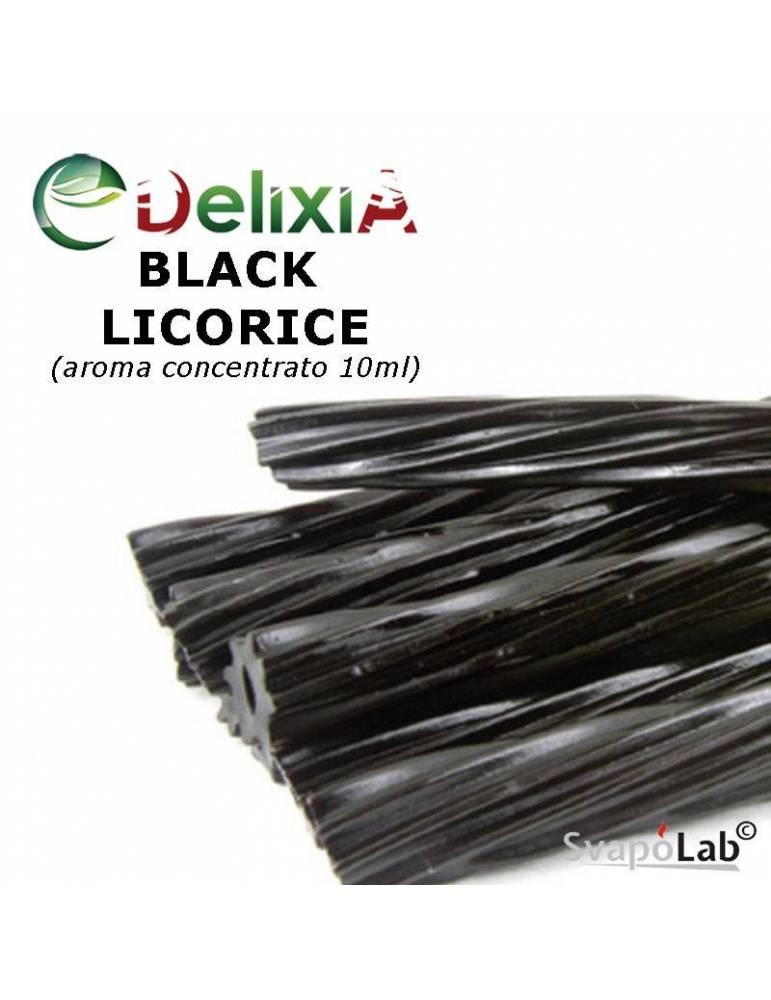 Delixia BLACK LICORICE aroma concentrato 10ml