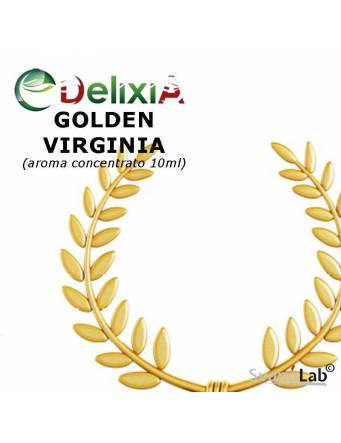 Delixia GOLDEN VIRGINIA 10ml aroma concentrato