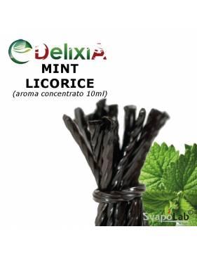 Delixia MINT e LICORICE aroma concentrato 10ml