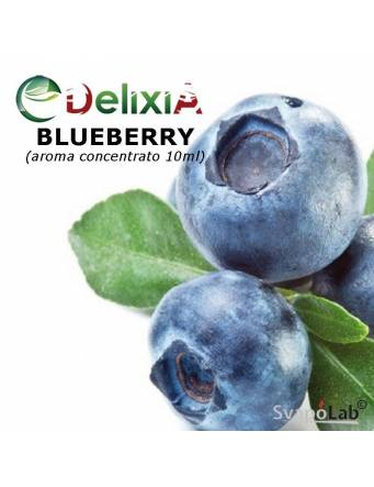 Delixia BLUEBERRY aroma concentrato 10ml