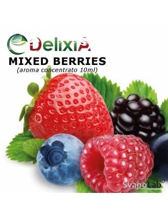 Delixia MIXED BERRIES aroma concentrato 10ml