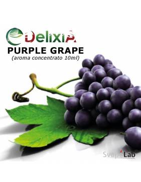 Delixia PURPLE GRAPE aroma concentrato 10ml