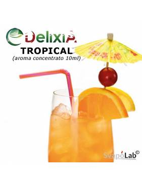 Delixia TROPICAL aroma concentrato 10ml
