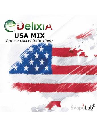 Delixia USA MIX 10ml aroma concentrato
