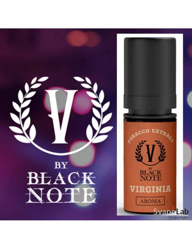 V by Black Note VIRGINIA 10 ml aroma concentrato