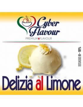 Cyber Flavour DELIZIA AL LIMONE 10 ml aroma concentrato