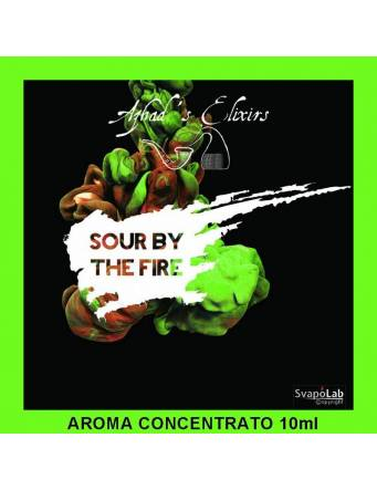 Azhad's Essential SOUR BY THE FIRE 10 ml aroma concentrato by Azhad's Elixirs
