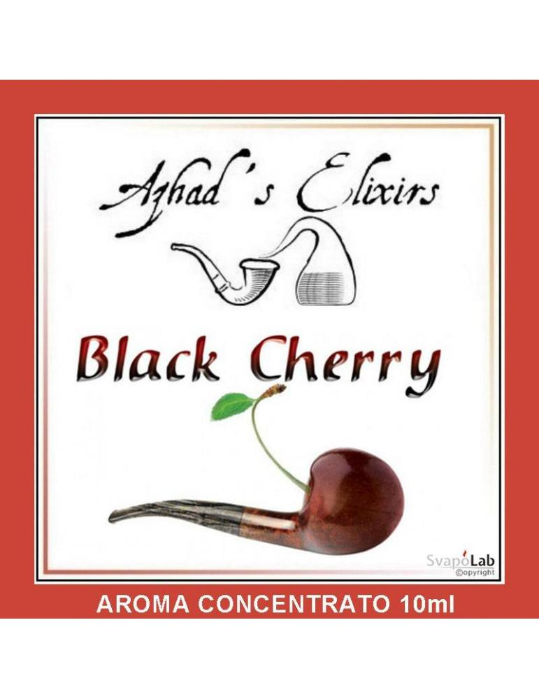 Azhad's Signature BLACK CHERRY 10 ml aroma concentrato by Azhad's Elixirs