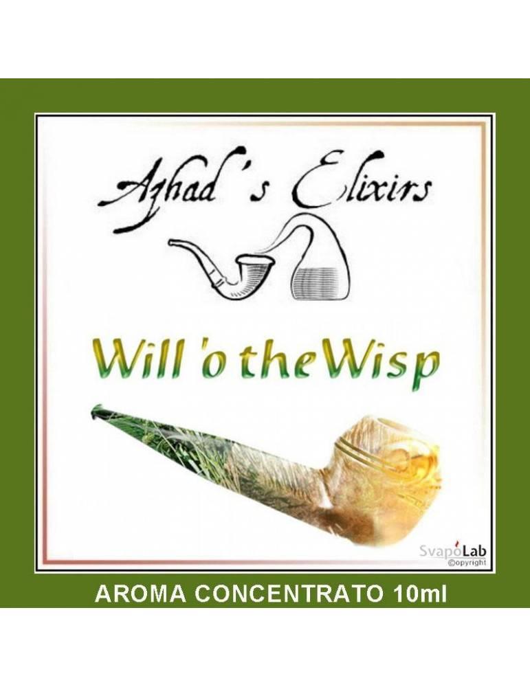 Azhad's Signature WILL'o THE WIPS 10 ml aroma concentrato
