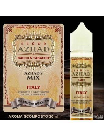 Azhad's Bacco&Tabacco SENOR AZHAD 20 ml aroma scomposto by Azhad's Elixirs
