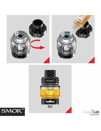Smok RESA STICK kit 2000 mah – 7,5 ml - Refil