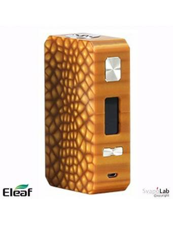 Eleaf SAUROBOX mod 220W - color ambra