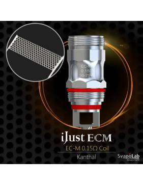 Eleaf EC-M mesh coil 0,15 ohm (30-75W) per Ijust ECM