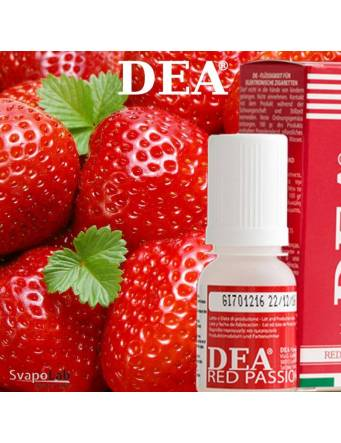 Dea flavor LITTLE RED (Red Passion) liquido pronto 10ml