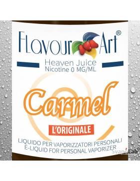 Flavourart Carmel liquido pronto 10ml