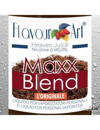 FLAVOURART Tabacco Maxx Blend liquido pronto 10ml