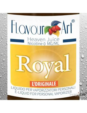 FLAVOURART Tabacco Royal 10ml liquido pronto