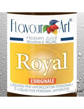 FLAVOURART Tabacco Royal liquido pronto 10ml