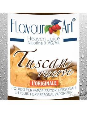 FLAVOURART Tabacco Tuscan Reserve 10ml liquido pronto