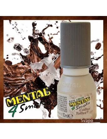 Mental COFFEE TOFFEE liquido pronto 10ml