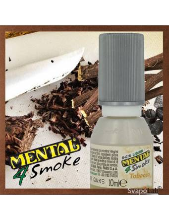 Mental TOBACCO liquido pronto 10ml