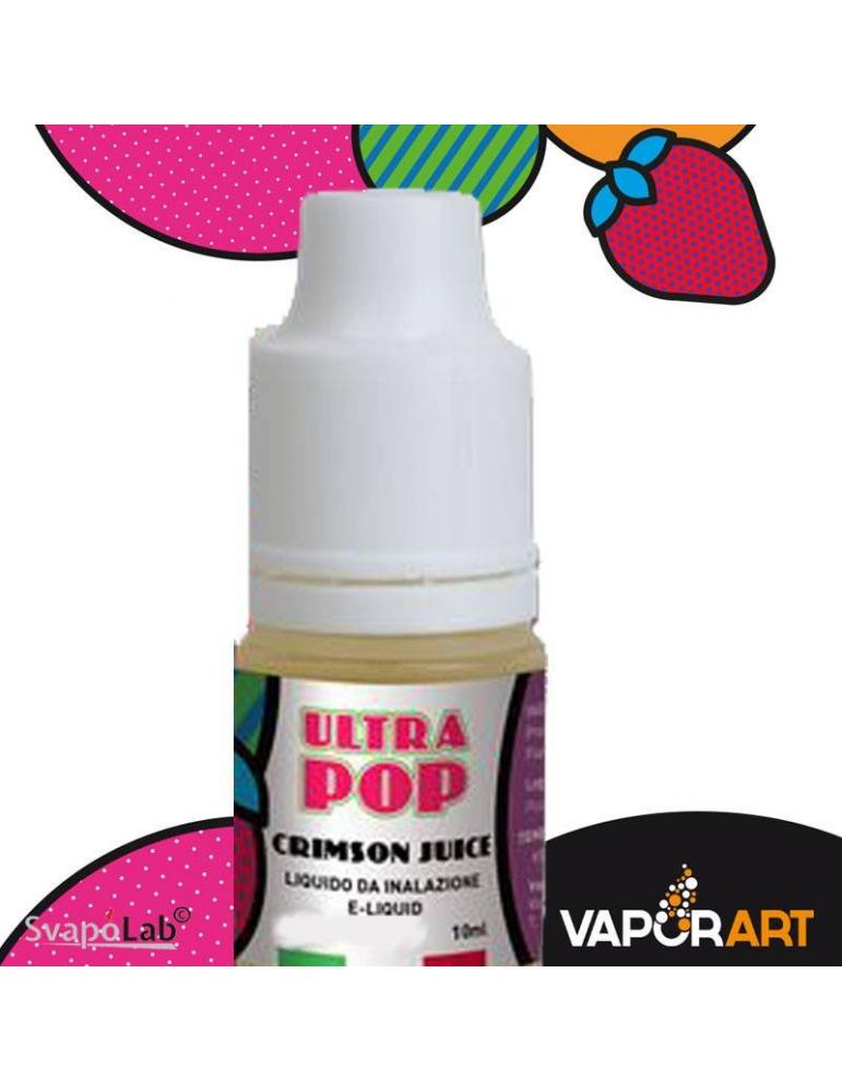 UltraPop CRIMSON JUICE liquido pronto 10ml