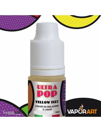 UltraPop YELLOW FIZZ 10ml liquido pronto