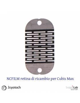 Joyetech NCFilm TM 0,25 ohm/35-45W (5 pz) resistenza per Cubis Max e Ultex - dettaglio