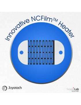 Joyetech NCFilm TM 0,25 ohm/35-45W (5 pz) resistenza per Cubis Max e Ultex