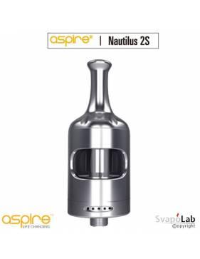 Aspire Nautilus 2S atomizer 2,6 ml (ø23mm), color acciaio
