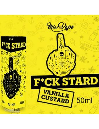 Seven Wonders F*CKSTARD Mix&Vape 50ml e-liquid da miscelare