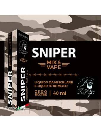 Enjoy Svapo SNIPER Mix&Vape 40ml e-liquid da miscelare da miscelare