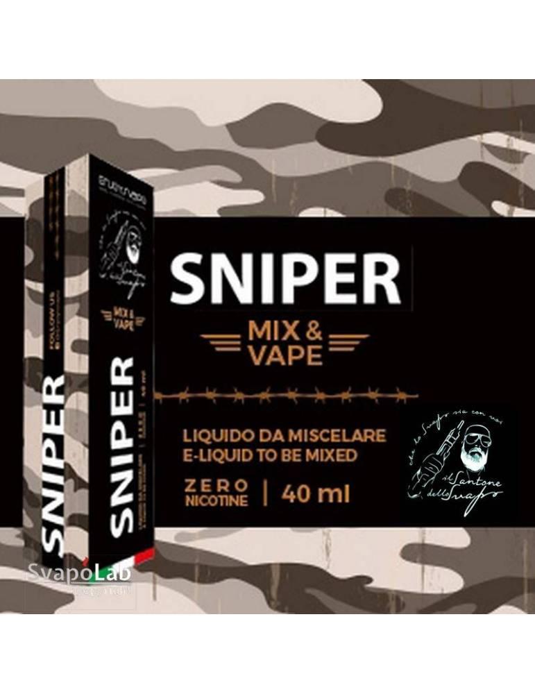 Enjoy Svapo SNIPER Mix&Vape 40ml e-liquid da miscelare
