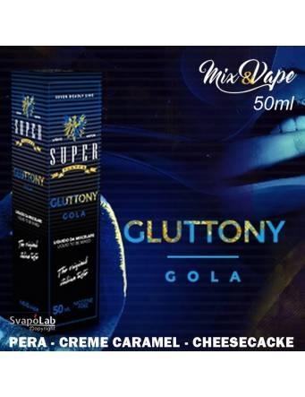 Super Flavor GLUTTONY Mix&Vape 50ml e-liquid da miscelare