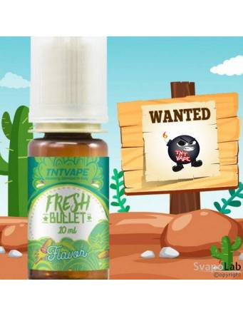 TNT Vape FRESH BULLET 10ml aroma concentrato