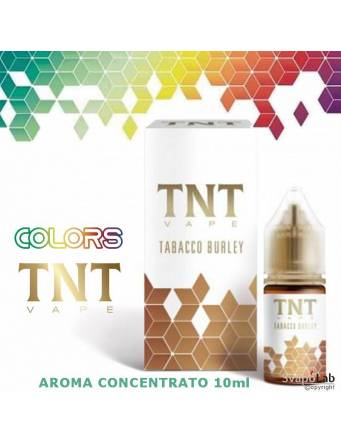 TNT Vape Colors TABACCO BURLEY 10ml aroma concentrato
