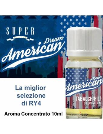 Super Flavor AMERICAN DREAM aroma concentrato 10ml