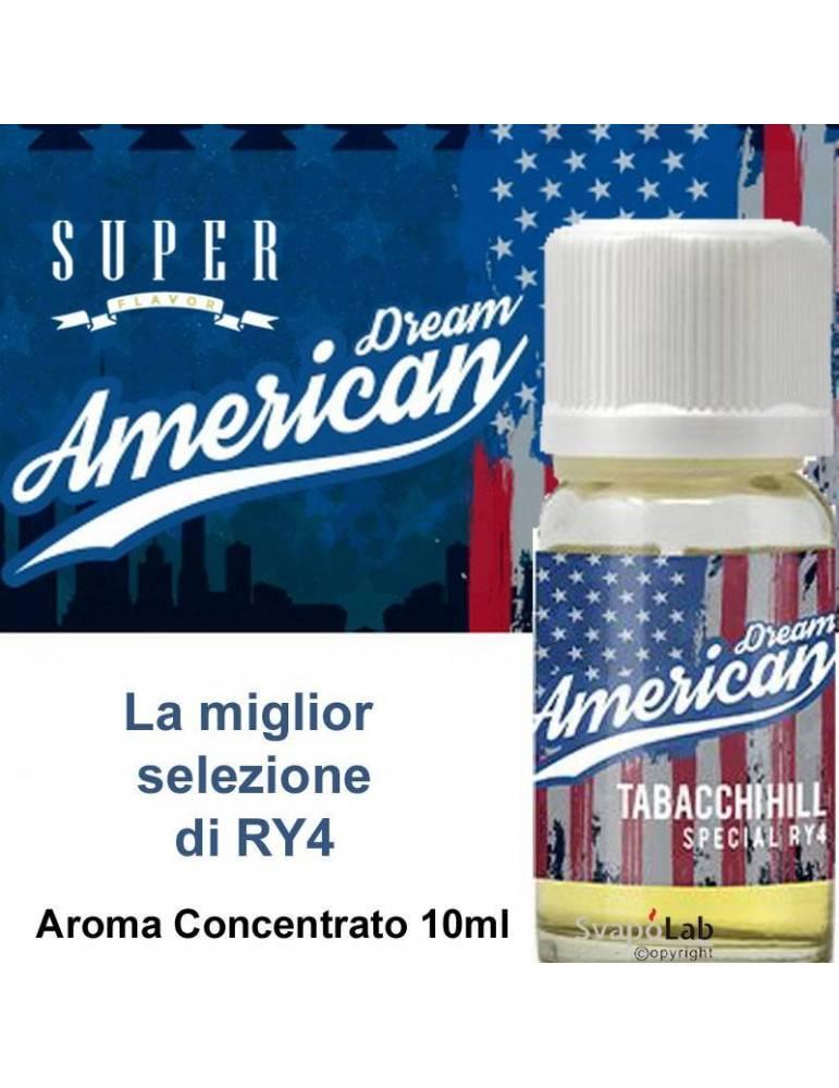 Super Flavor AMERICAN DREAM 10ml aroma concentrato