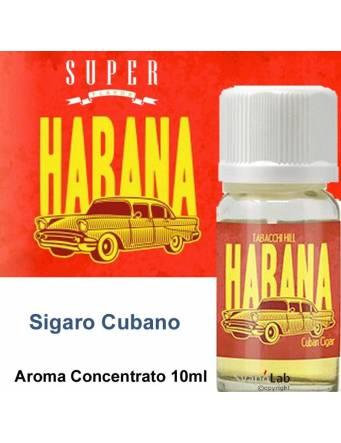 Super Flavor HABANA aroma concentrato 10ml