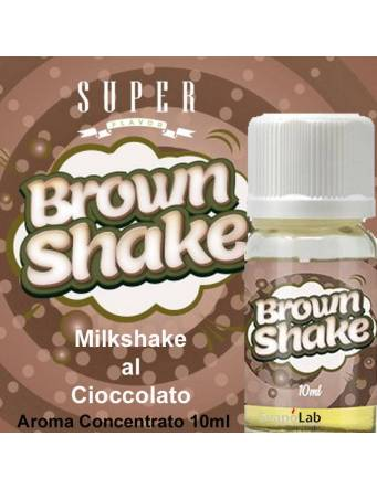Super Flavor BROWN SHAKE 10ml aroma concentrato