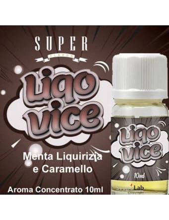 Super Flavor LIQOVICE 10ml aroma concentrato