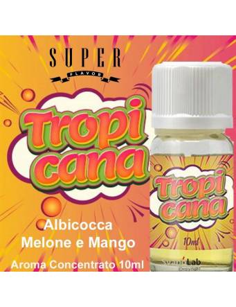 Super Flavor TROPICANA 10ml aroma concentrato