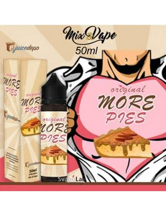 EjuiceDepo MORE PIES Mix&Vape 50ml e-liquid da miscelare by Vaporart