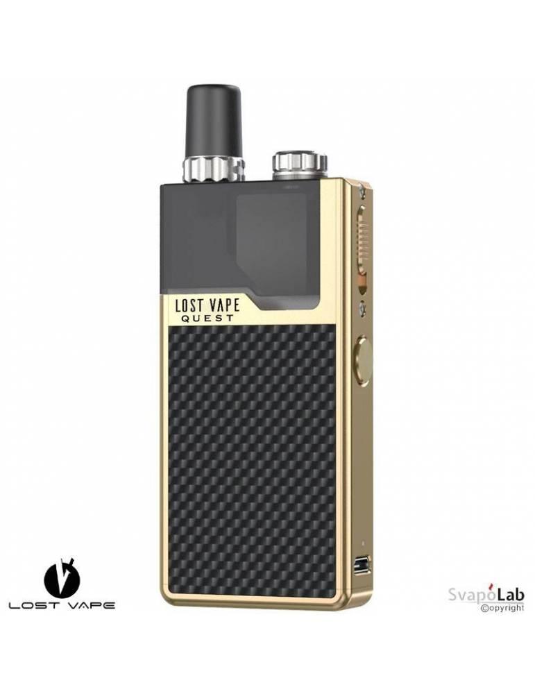 Lost Vape ORION Q Pod Kit 950mah-17W-2ml, gold