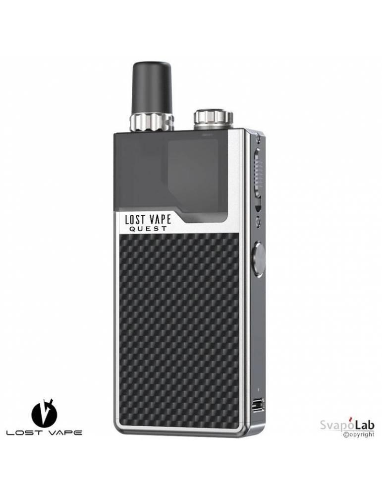 Lost Vape ORION Q Pod Kit 950mah-17W-2ml, silver